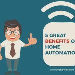 5 Great Benefits of Home Automation