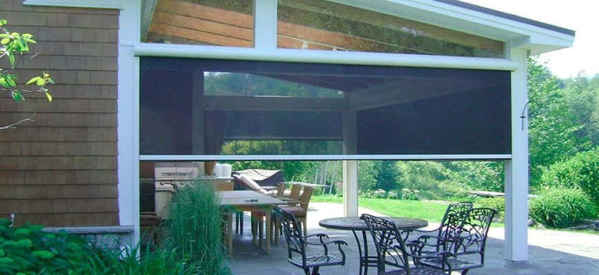 Outdoor Porch Shades