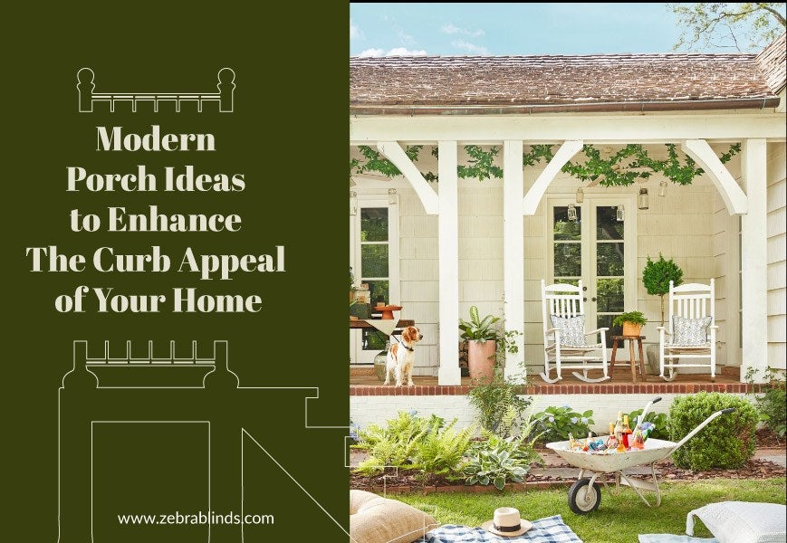 Porch Window Ideas