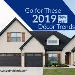 Go for These 2019 New Year Decor Trends