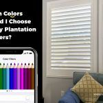 Which Colors Should I Choose For My Plantation Shutters?