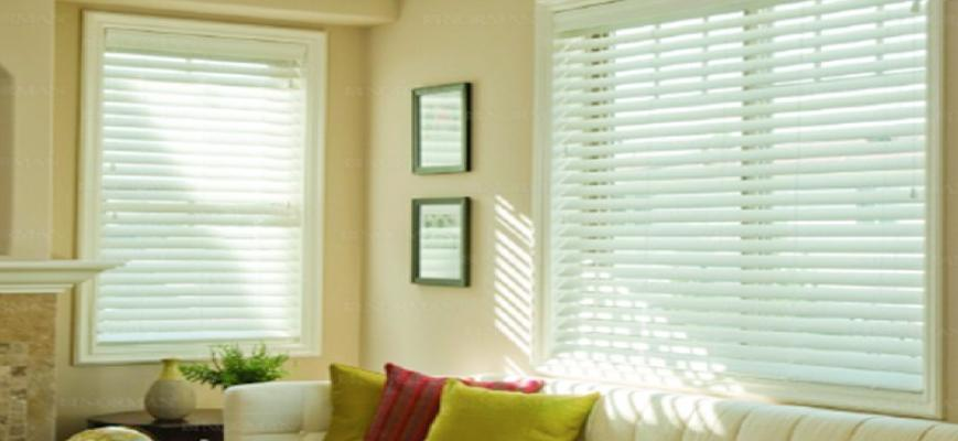 2 Inches Faux Wood Blinds by Graber