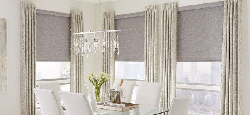 Crown Blackout Cordless Roller Shades