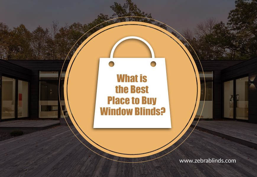 Best Place To Window Blinds