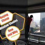 Buying Cheap Window Shades – How and Why?