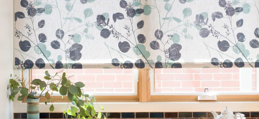 Printed Window Blinds and Shades