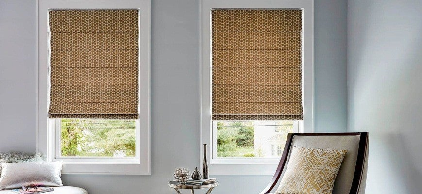 Roman Blinds and Shades