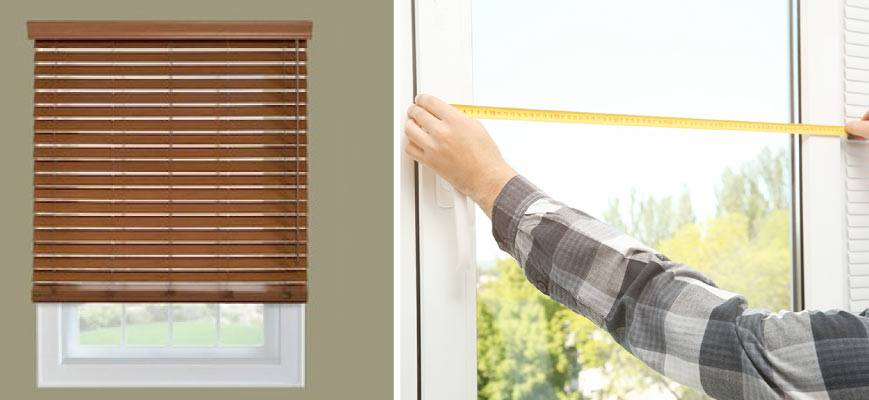 How To Install Outside Mount Blinds
