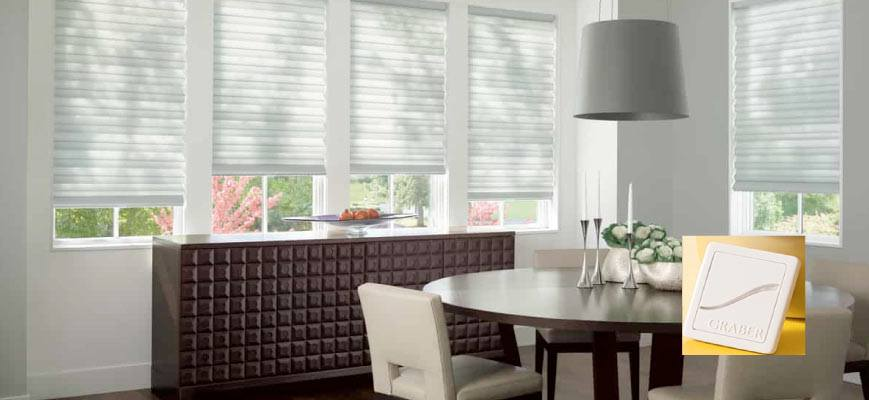 Virtual Cord Z-Wave Roman Shades