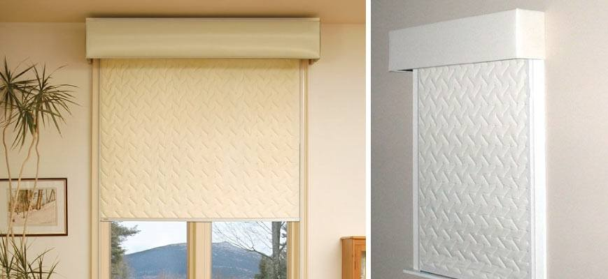 Insulating Window Quilts