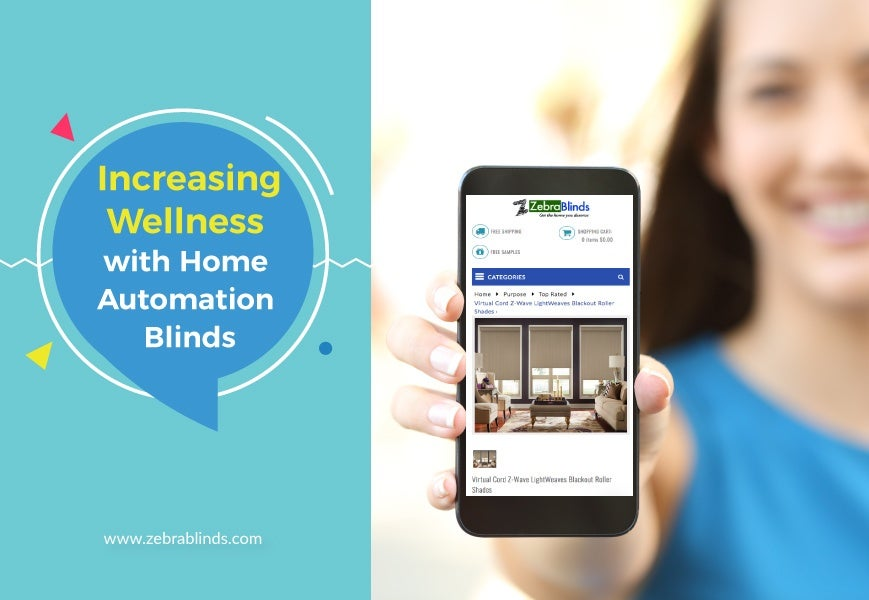 Home Automation Blinds