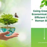 Going Green with Economical, Energy Efficient Smart Roman Shades