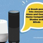 A Sneak-peek into Amazon Alexa and Google Home Compatible Shades and Blinds