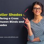 Roller Shades: Offering a Cross between Blinds and Shades