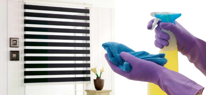 Easy Cleaning Tips for Sheer Shades
