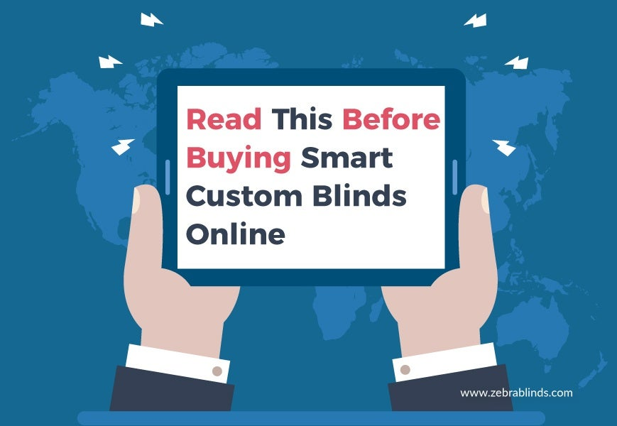 Smart Custom Blinds Online