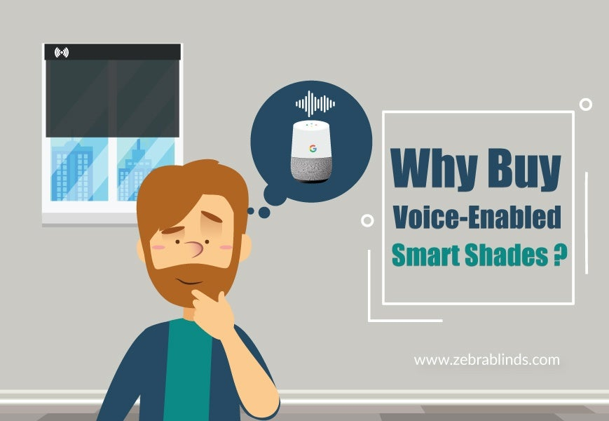 Voice-Enabled Smart Shades