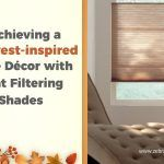 Achieving a Harvest-Inspired Home Décor with Light Filtering Shades