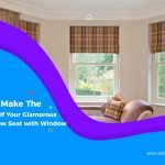 How To Make The Most Out Of Your Glamorous Bay Window Seat with Window Blinds