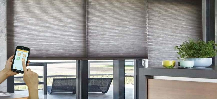 Smart Patio Blinds