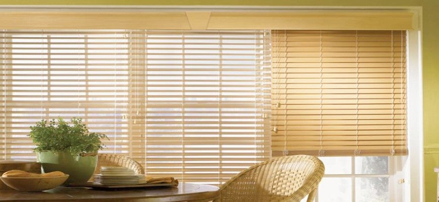 Advantages Of Custom Faux Wood Blinds You Cannot Ignore