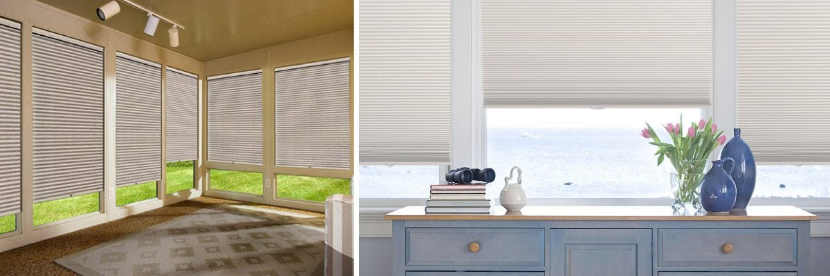 Cellular Shades for Office