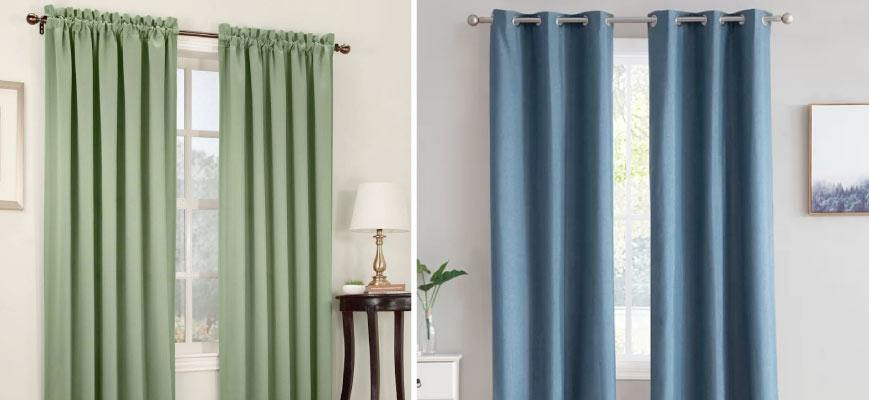 Energy Efficient Curtains and Drapes