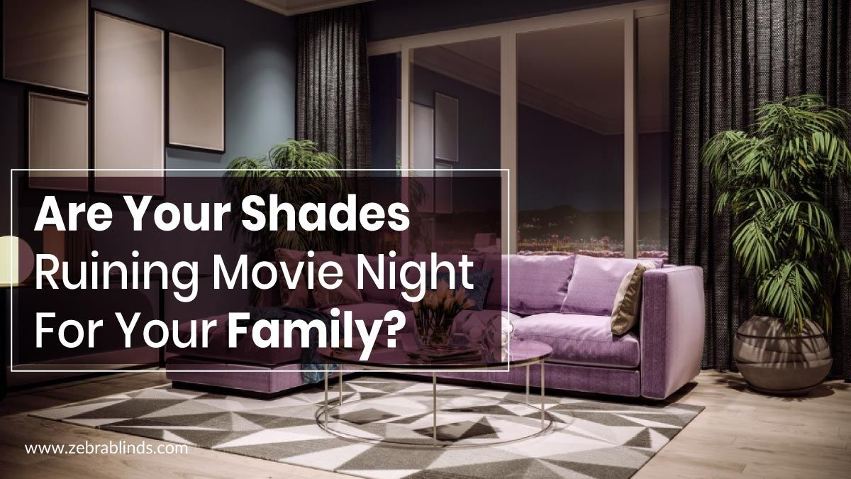 Window Treatments for Home Theater