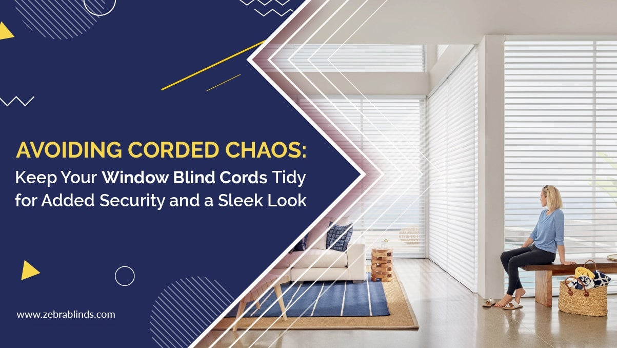 Window Blinds Safety