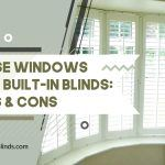 House Windows with Built-in Blinds: Pros & Cons