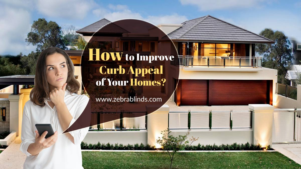 How to Improve Curb Appeal of Your Home