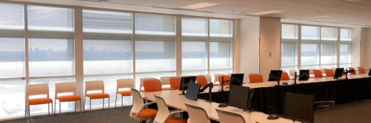Window Treatments for Universities