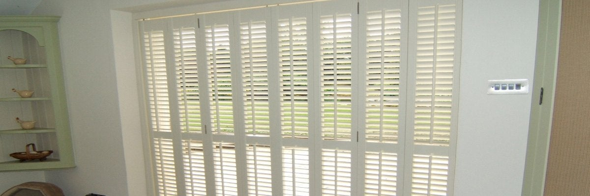 Built In-Blinds for Patio