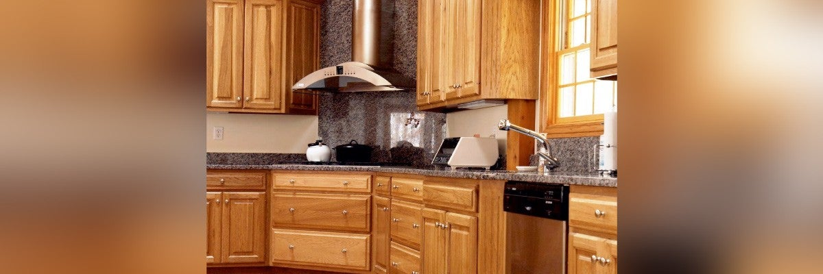 Wooden Cabinet For Kitchen