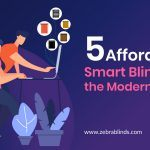 5 Affordable Smart Blinds for the Modern Home