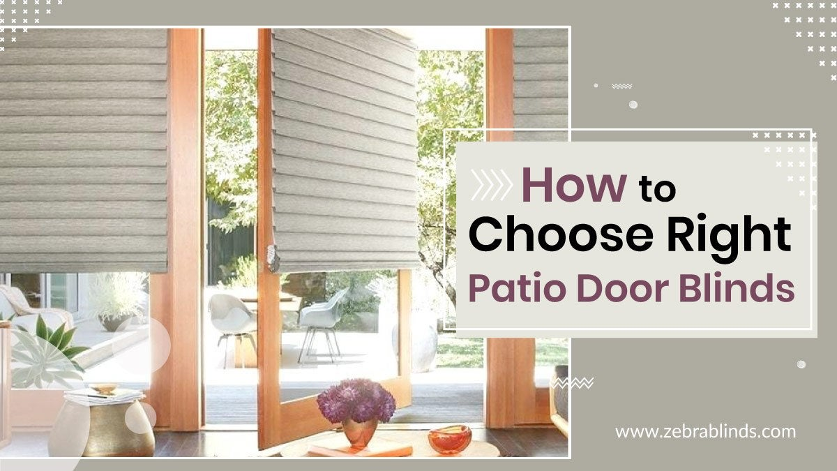 Patio Door Blinds