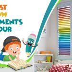 The Best Window Treatments for Your Kid's Room