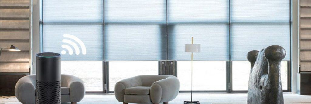 Automated Smart Shades