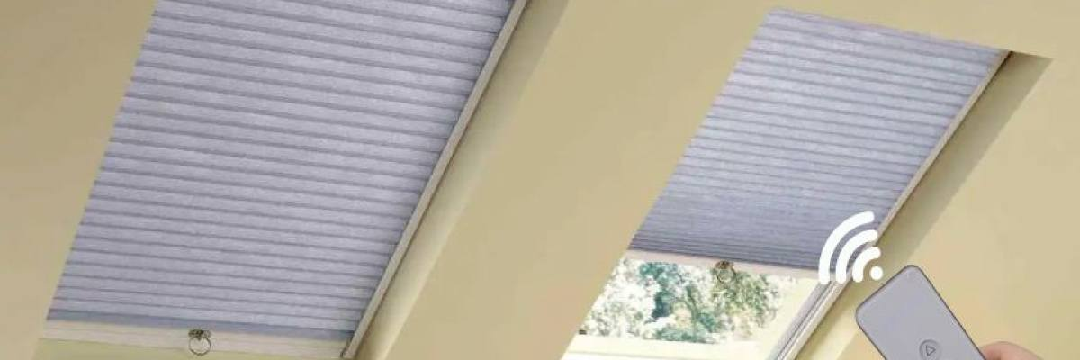 Skylight Cellular Shades