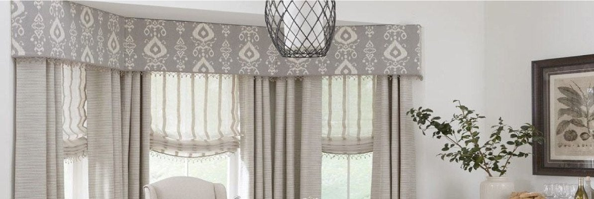 Drapes and Cornices