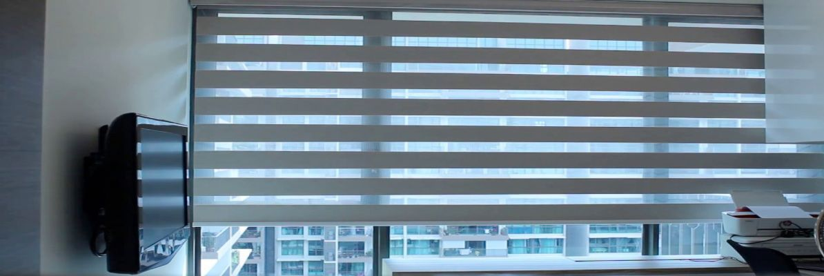 Layer Roller Shades