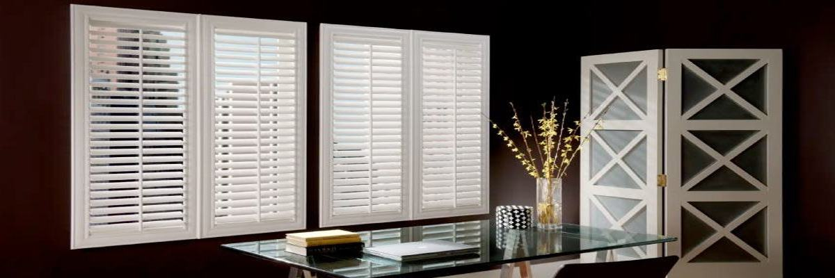 New Cordless Faux Wood Blinds