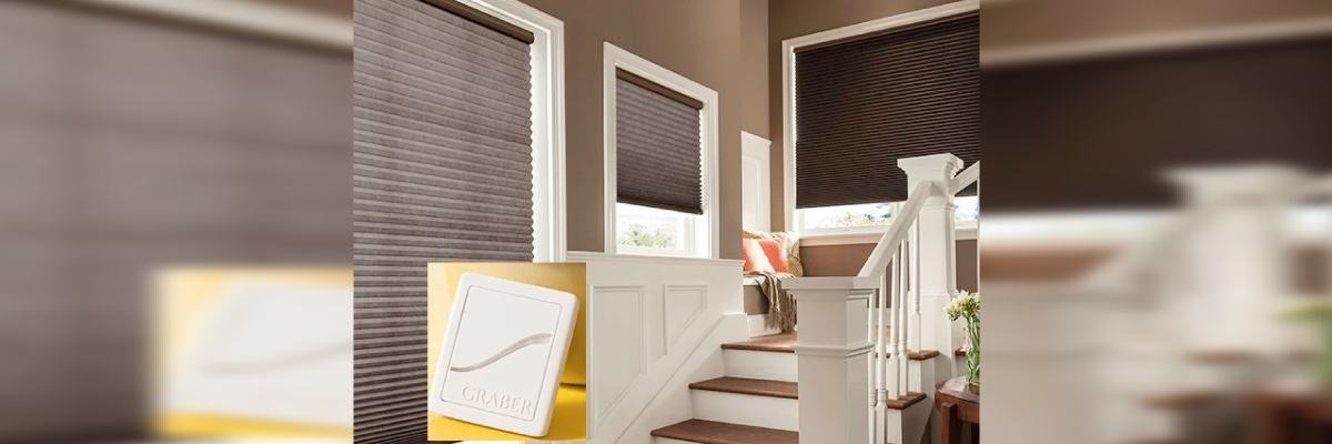 Smart Pleated Shades