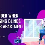 5 Things to Consider when Purchasing Blinds for your Apartment