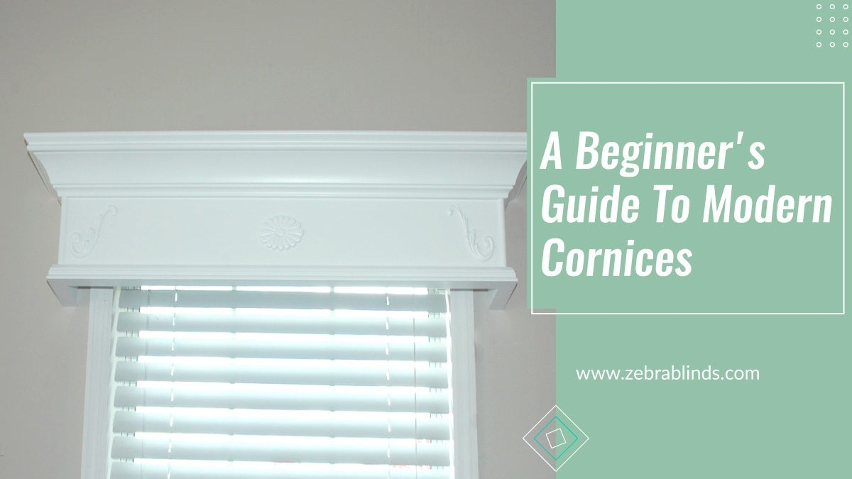 A Beginners Guide to Modern Cornices