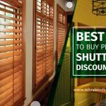 Best Ways to Buy Plantation Shutters at Discount Prices