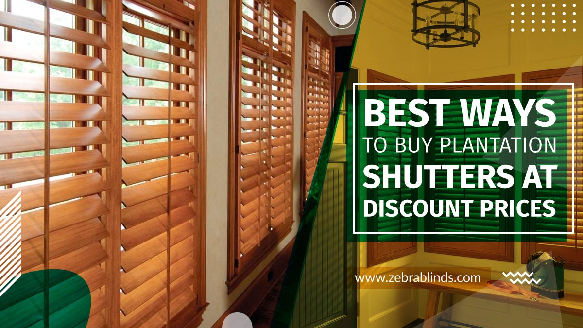 Best Ways To Plantation Shutters At Prices