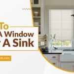How to Dress a Window Over a Sink