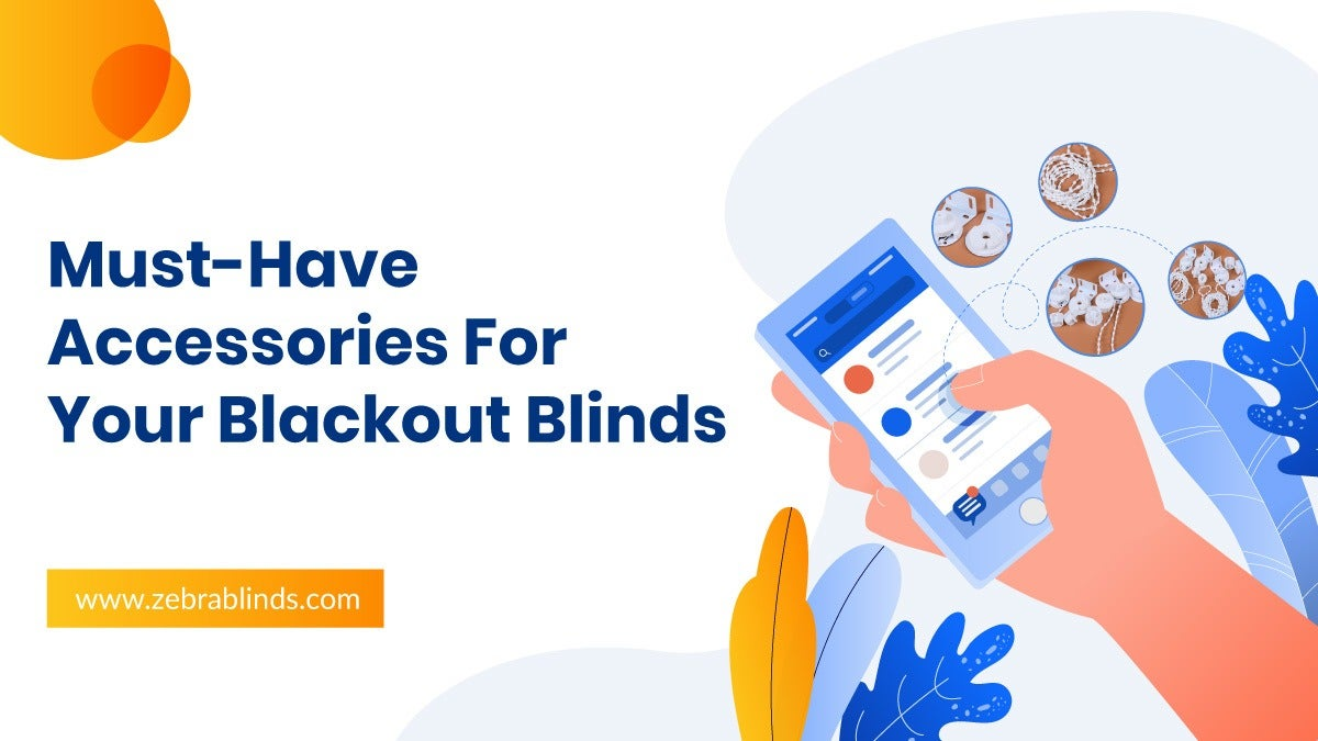 Accessories for Blackout Blinds