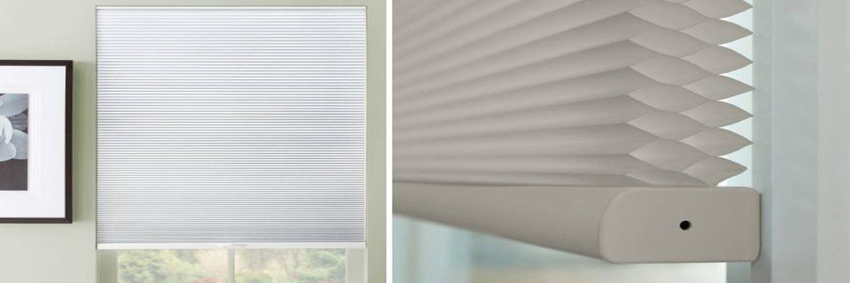 Double Cell Honeycomb Shades